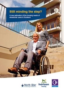 Still Minding the Step? North Star and Horizon HA publish new research on demand for wheelchair accessible housing.
